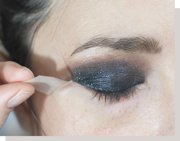 VertAbsinthe blog beauté - tutoriel black smoky eye